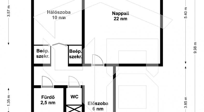 Budapest X. kerület Eladó Lakás 23.900.000 Ft